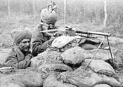 Indian army, Flanders 1914-15